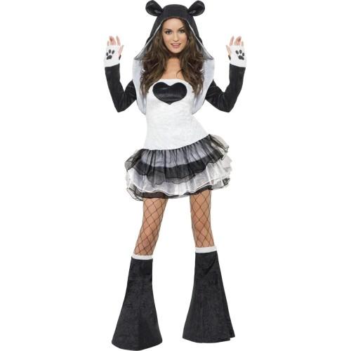 Panda kostim