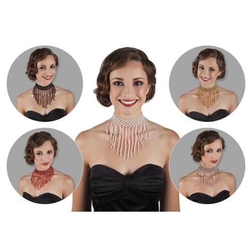 Choker ogrlice - 5 boja