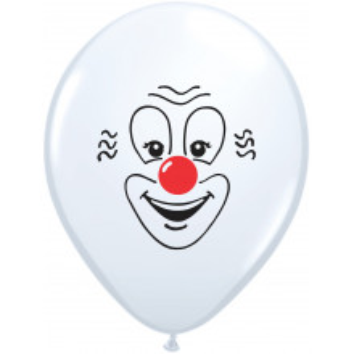 Balon Clown Face 41 cm