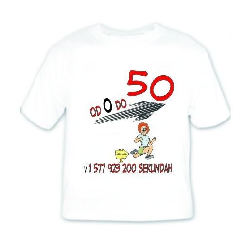 Ženska majica - Od 0 do 50