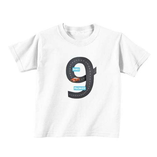 Dječija majica - Broj 9 - Avtocesta