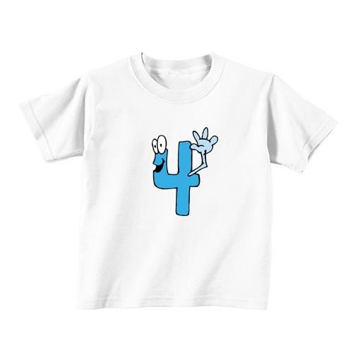 Dječija majica - Broj 4