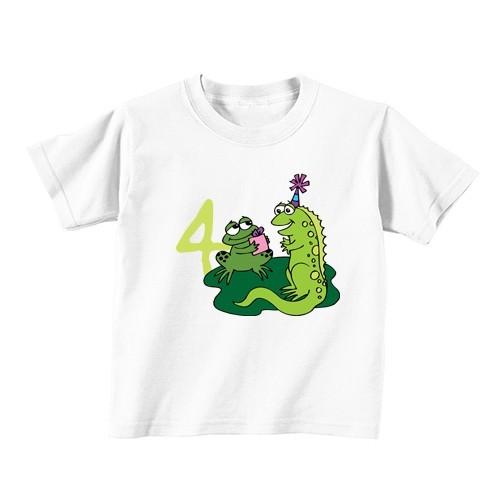 Dječija majica - Broj 4 - žaba