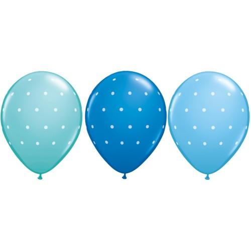 Balon Small Polka Dots