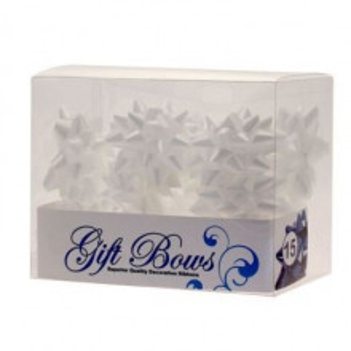 Mašne u kutiji - bijela