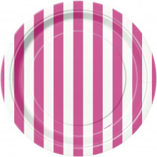 Pink tanjiri sa crtama 18 cm