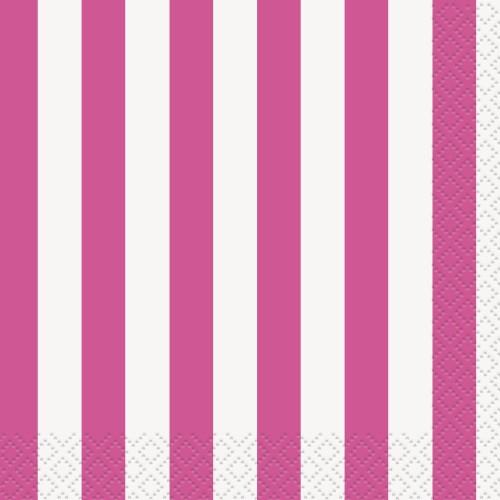 Pink male salvete sa crtama