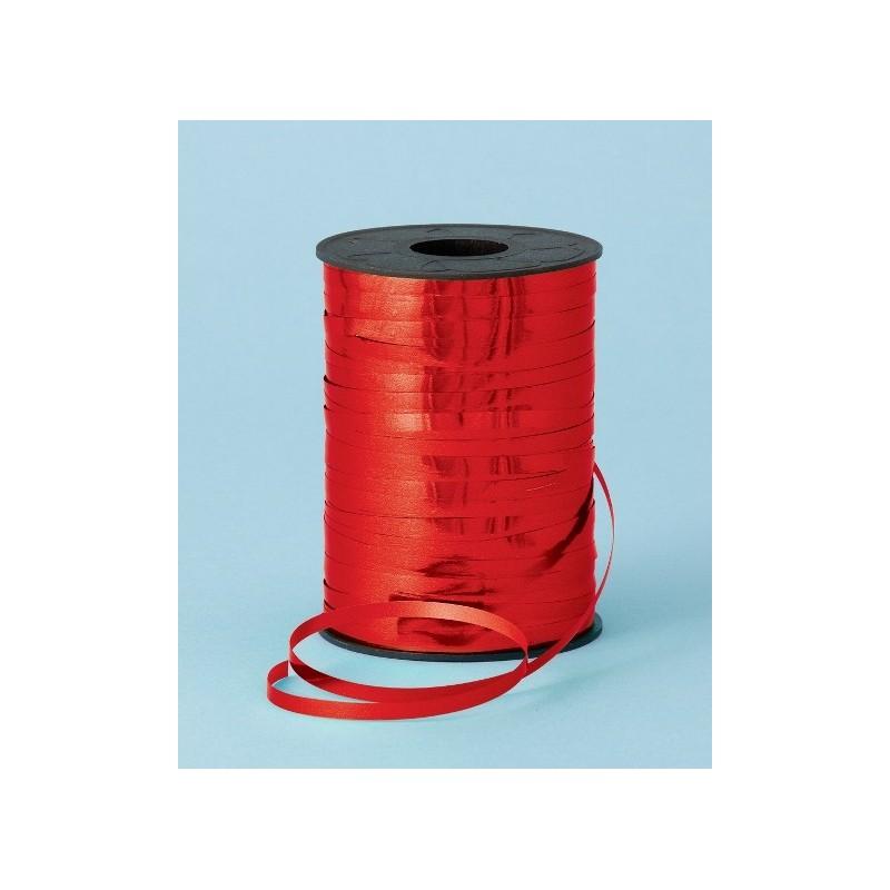 Iridescent & Metallic Curling Ribbon 5mm