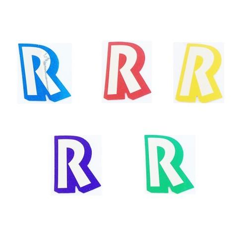 Slovo R - naljepka