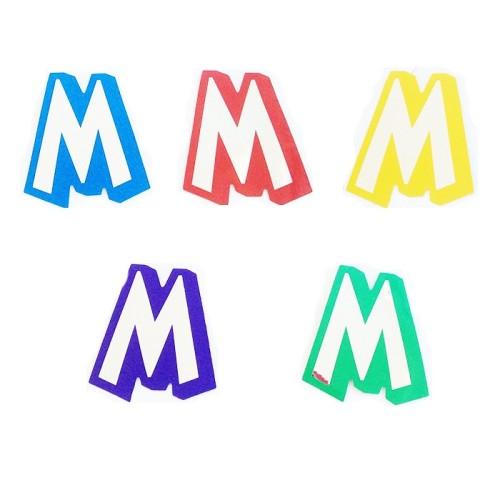 Slovo M - naljepka