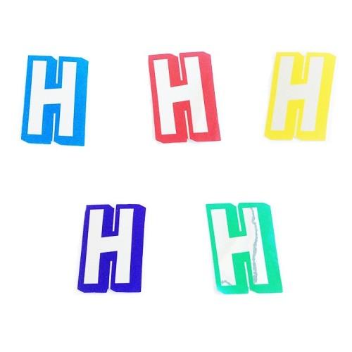 Slovo H - naljepka