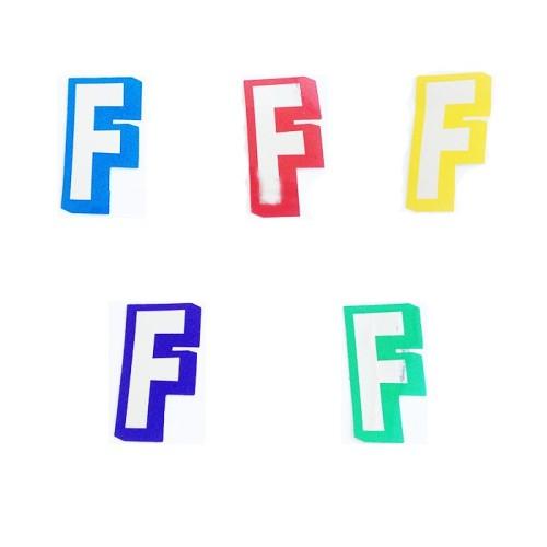 Slovo F - naljepka