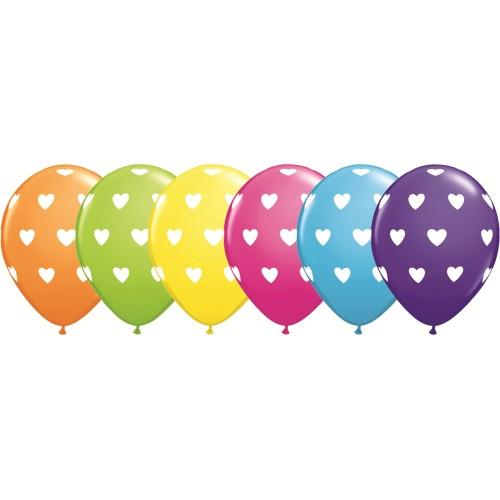 Balon Big Hearts