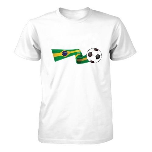Muška majica - Zastava i lopta