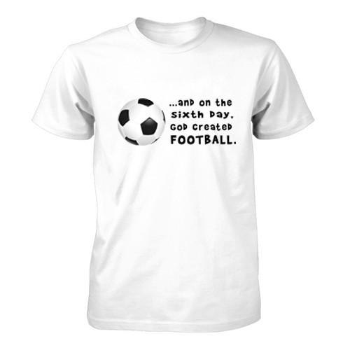 Muška majica - Šesti dan