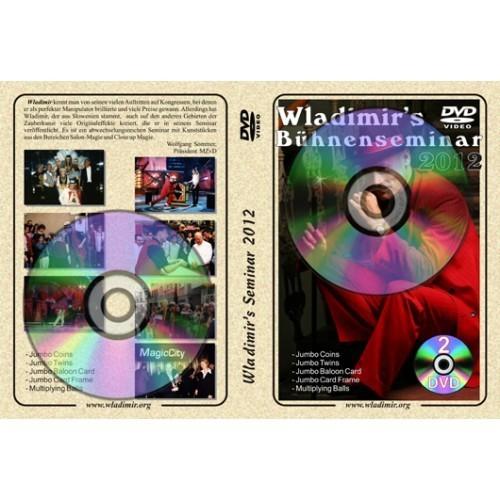 DVD Wladimirjev Seminar Pozornica 2012