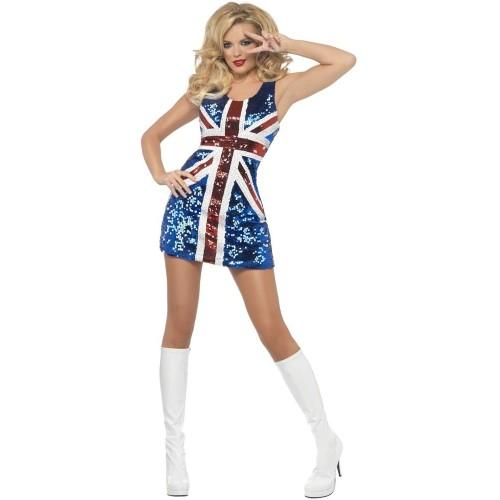 Britanka kostim