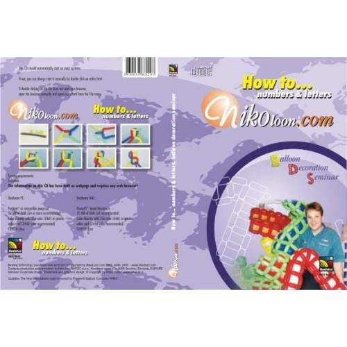 CD - Števila in črke