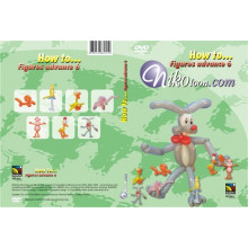 DVD - Zahtevnejše figure 6