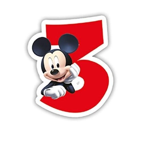 Mickey Mouse  svijeća 3