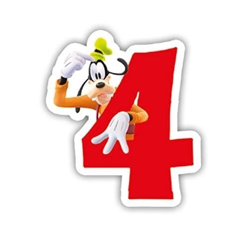 Mickey Mouse svijeća 4