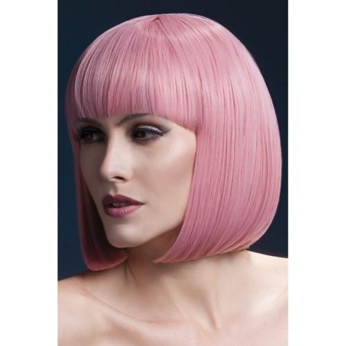 Perika Elise pastelno pink
