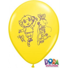 Balon Dora the Explorer