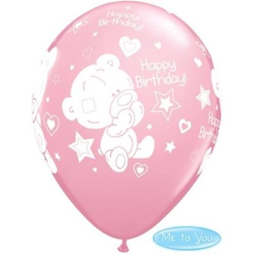 Balon Tinny Tatty Bday