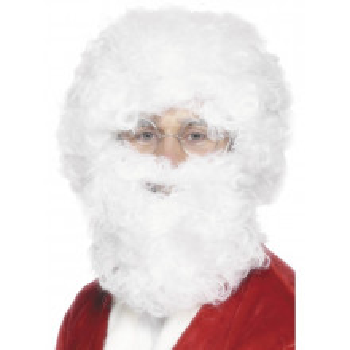 Djed Mraz brada i perika