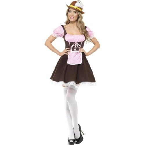 Taverna djevojka kostim
