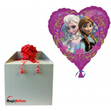 Frozen heart - folija balon u paketu