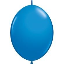 Balon Quick Link - tamno plav 30 cm