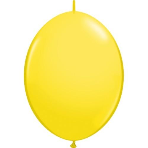 Balon Quick Link - žuta 30 cm