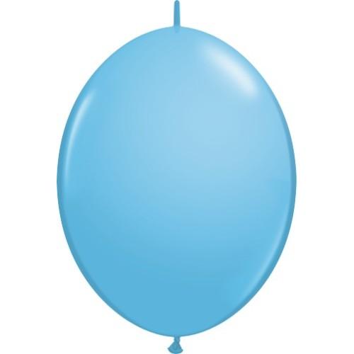 Balon Quick Link - svijetlo plava 30 cm