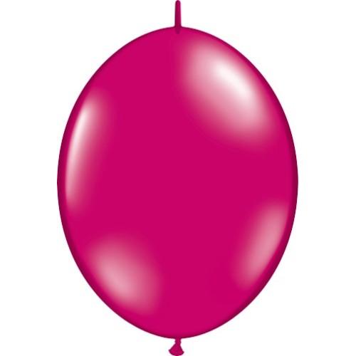 Balon Quick Link - jewel magenta 30 cm