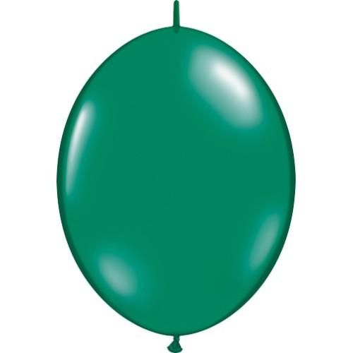 Balon Quick Link - esmeraldno zelen 30 cm