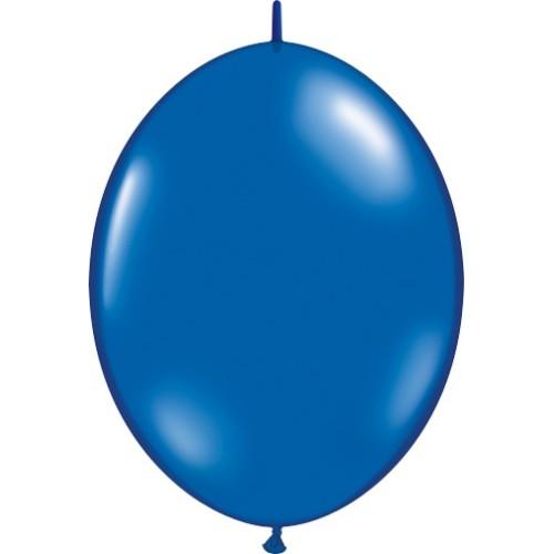 Balon Quick Link - smaragdno plava 30 cm