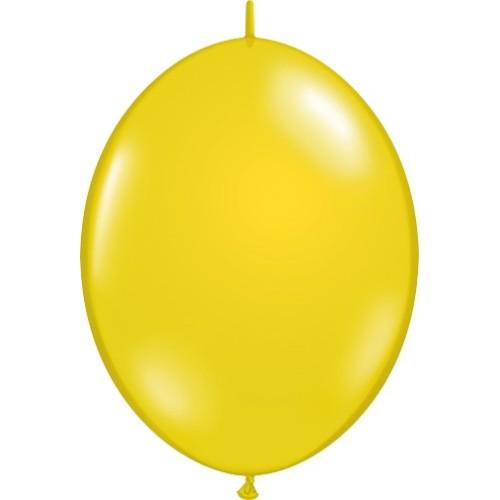 Balon Quick Link - limun žuta 30 cm