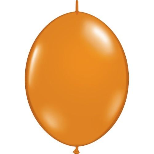 Balon Quick Link - tamno narančasta 30 cm