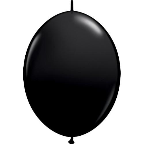 Balon Quick Link - crna 30 cm
