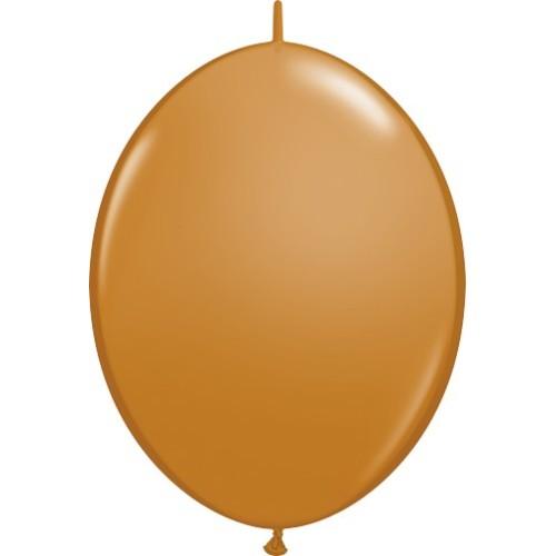 Balon Quick Link - moka smeđa 30 cm