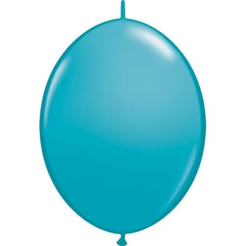 Balon Quick Link - morsko zelen 30 cm