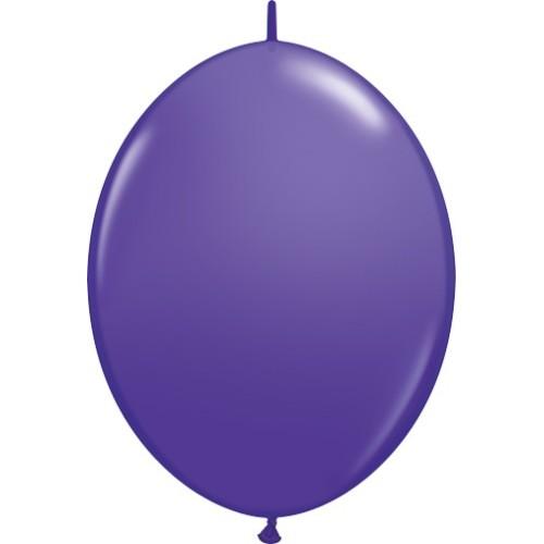 Balon Quick Link - ljubičasta 30 cm