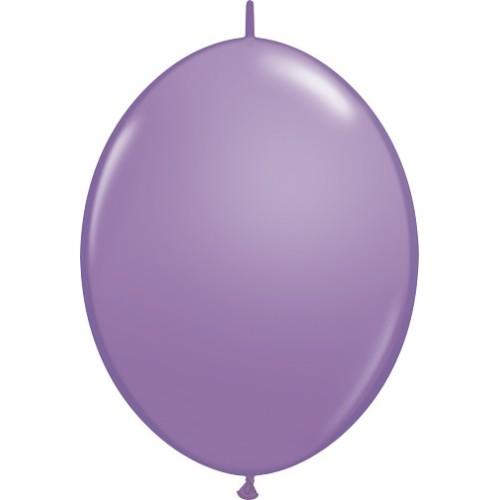 Balon Quick Link - lila 30 cm