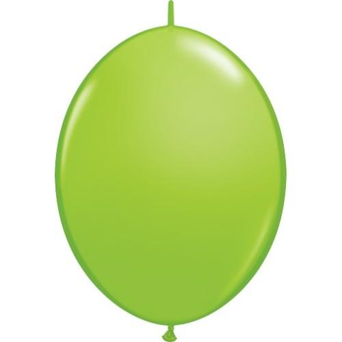 Balon Quick Link - svijetlo zeleni 30 cm