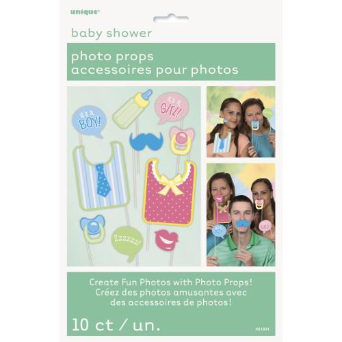 Baby shower foto komplet