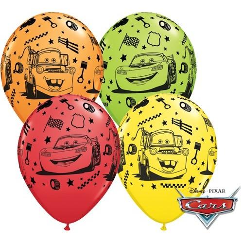 Balon Lightning Mcqueen &...