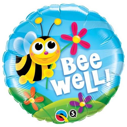 Bee Well! Flowers - folija balon