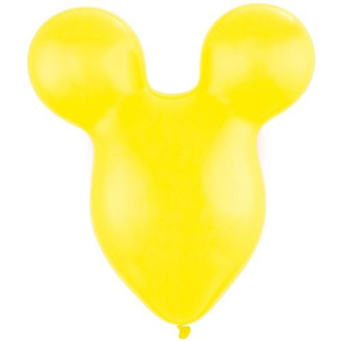 Balon Mousehead - žuta
