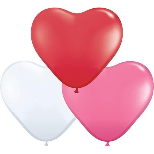 Balon srce 38 cm - love ass.